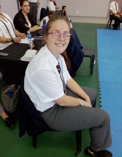 FS Trials Volunteer Sempai Norma-Rose